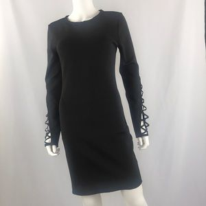 Wow Couture Dress, Large, Black, Mid-Thigh, NWT